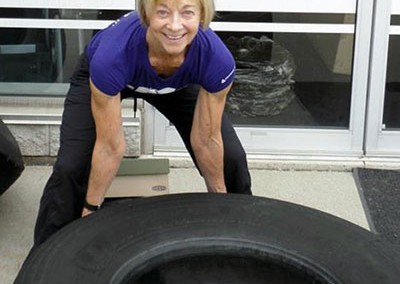 Crossfit Master, Age 64