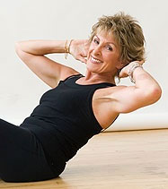 Edna Levitt, 72 year old personal trainer