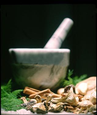 grinding-herbs