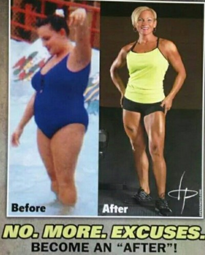Danielle - Before & After